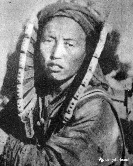 老照片:见证百年前蒙古女性(组图) 第21张 老照片:见证百年前蒙古女性(组图) 蒙古文化