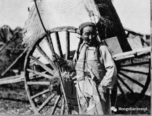 老照片:见证百年前蒙古女性(组图) 第27张 老照片:见证百年前蒙古女性(组图) 蒙古文化