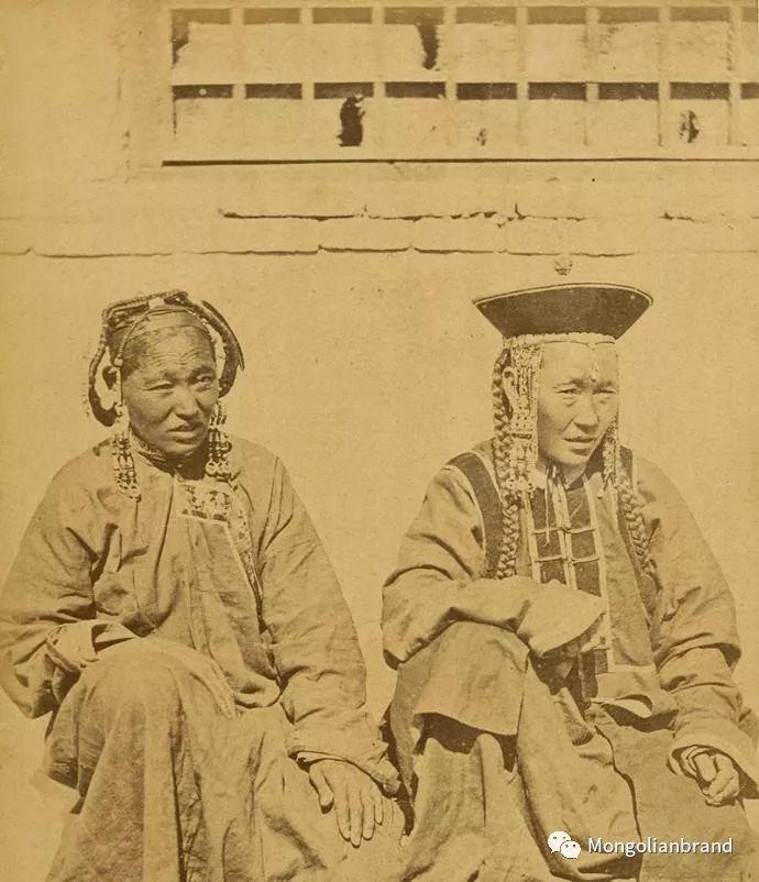 老照片:见证百年前蒙古女性(组图) 第31张 老照片:见证百年前蒙古女性(组图) 蒙古文化
