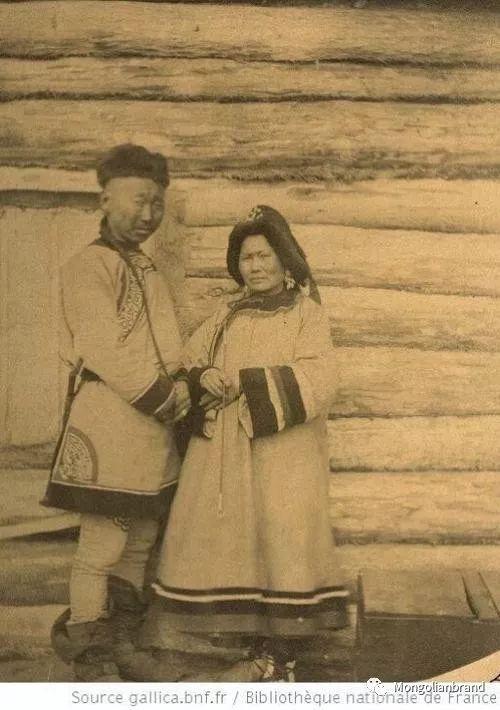 老照片:见证百年前蒙古女性(组图) 第38张 老照片:见证百年前蒙古女性(组图) 蒙古文化