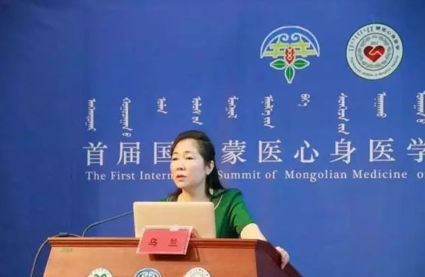 引领蒙医药事业迈向国际的蒙古女人 第2张