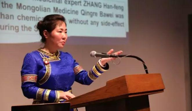 引领蒙医药事业迈向国际的蒙古女人 第1张