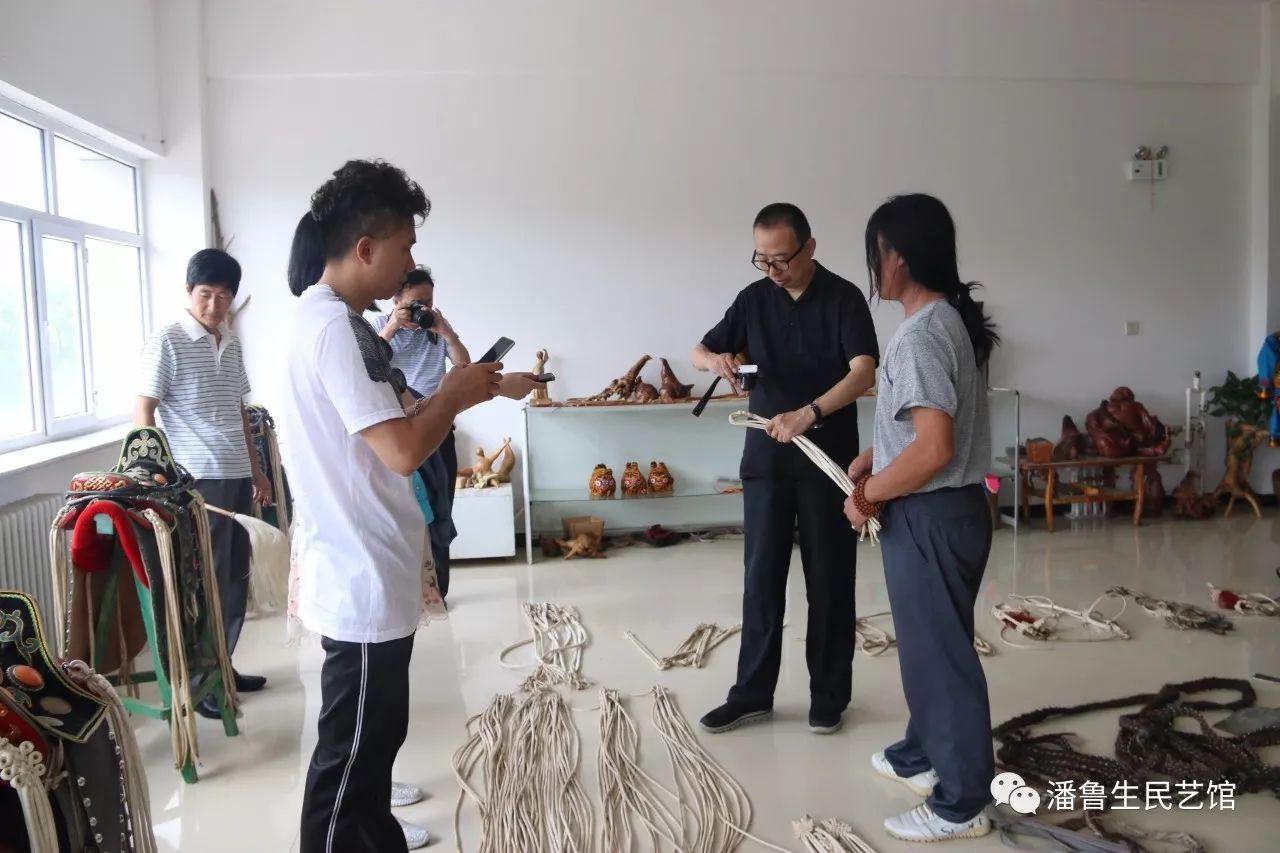 【内蒙调研】潘鲁生:一位木匠的手艺收藏 第1张