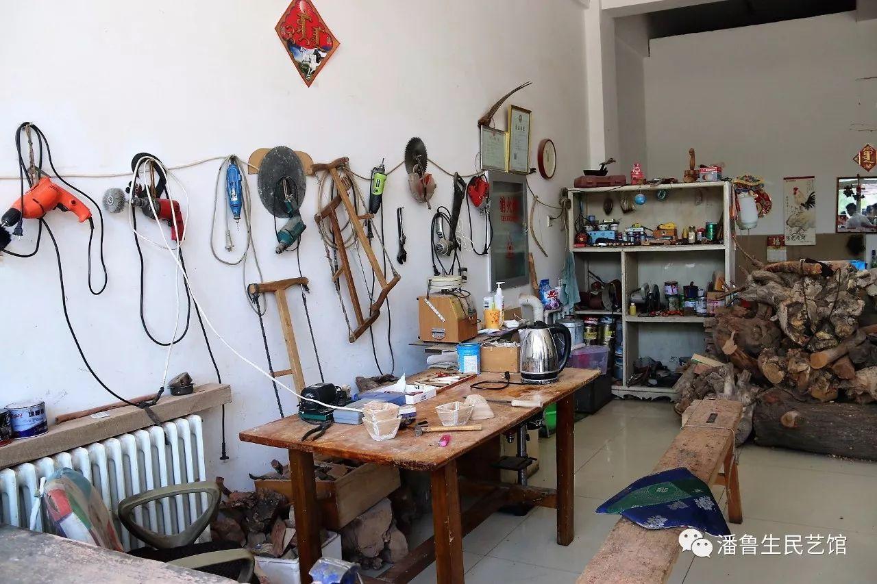【内蒙调研】潘鲁生:一位木匠的手艺收藏 第2张