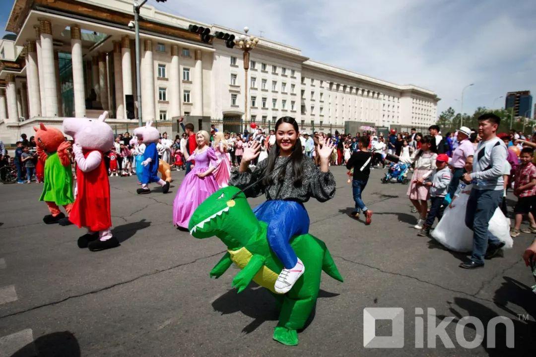 蒙古国的儿童节,愿我们永远有一颗童心! 第4张