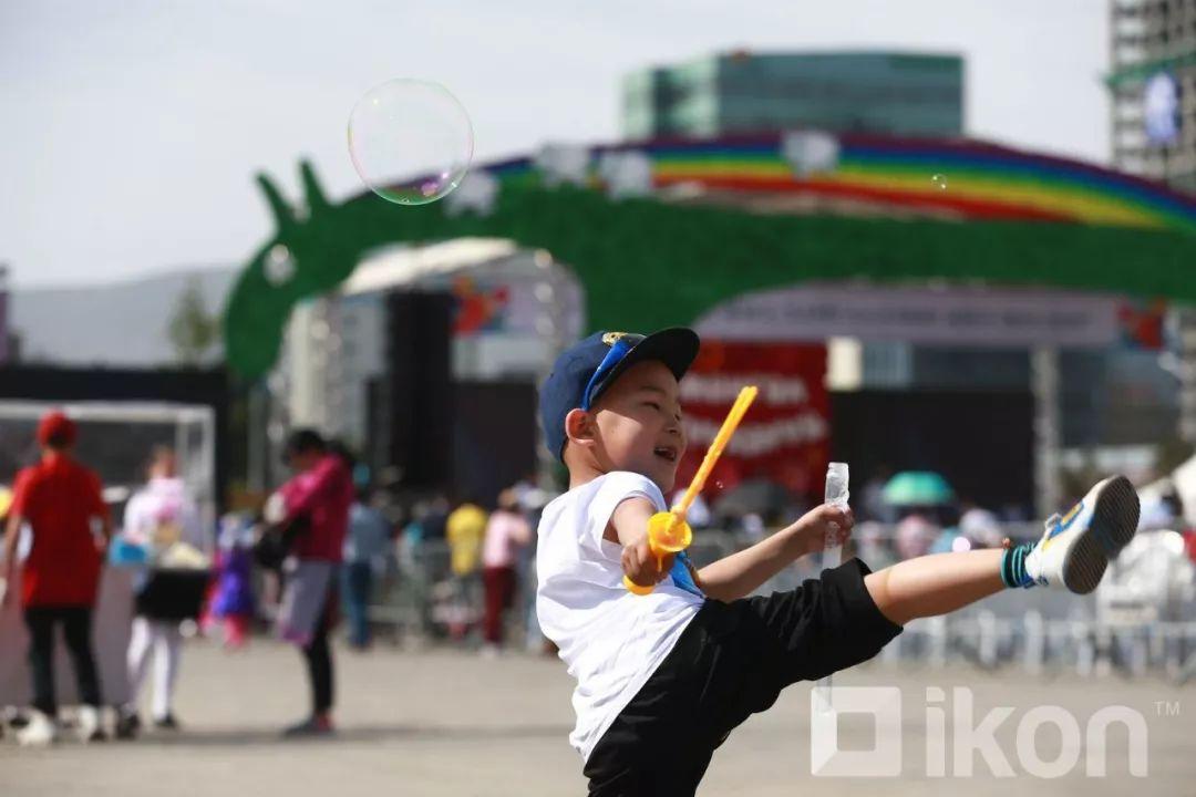 蒙古国的儿童节,愿我们永远有一颗童心! 第3张