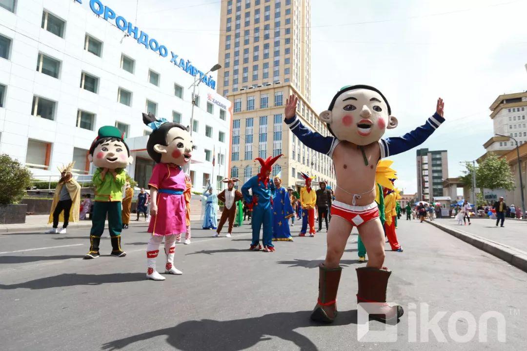 蒙古国的儿童节,愿我们永远有一颗童心! 第14张