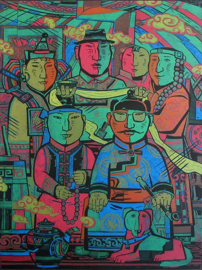 内蒙古通辽:刀笔刻画美好生活 助力脱贫攻坚 第8张