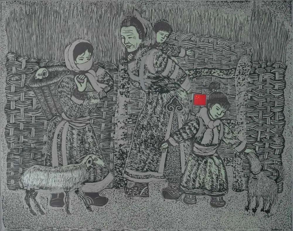 内蒙古通辽:刀笔刻画美好生活 助力脱贫攻坚 第10张