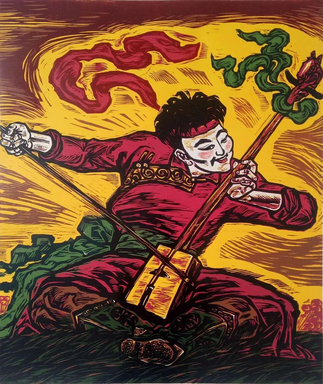 内蒙古通辽:刀笔刻画美好生活 助力脱贫攻坚 第12张