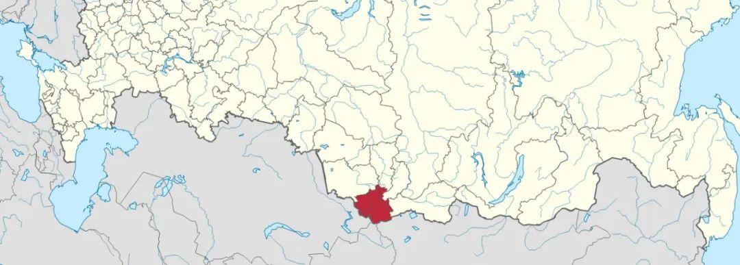 蒙古帝国的尾声:阿尔泰共和国 第2张