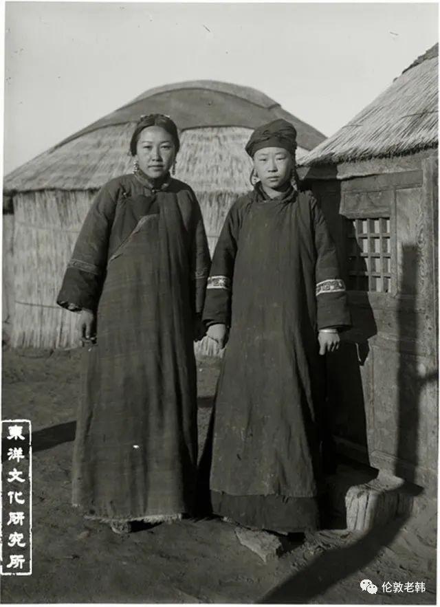 鸟居龙藏百年前的蒙古调查 第1张
