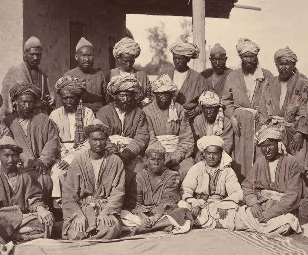 蒙古往事:阿富汗的哈扎拉人 第1张