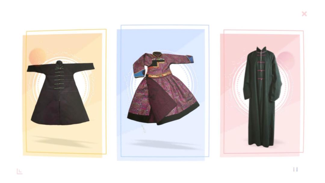 话说蒙古族民俗:布里亚特服饰 第5张