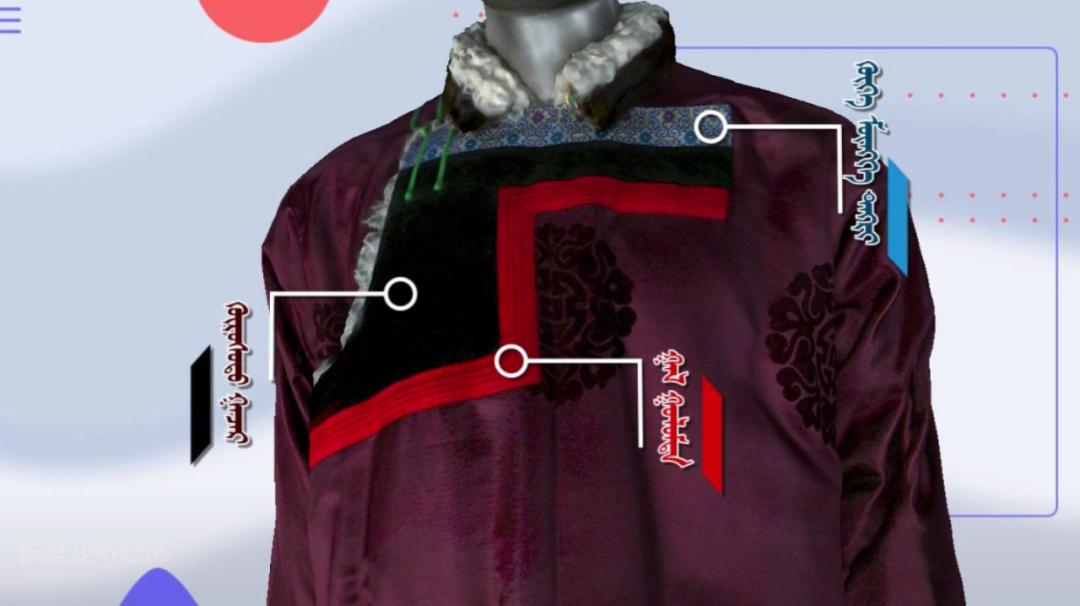 话说蒙古族民俗:布里亚特服饰 第8张
