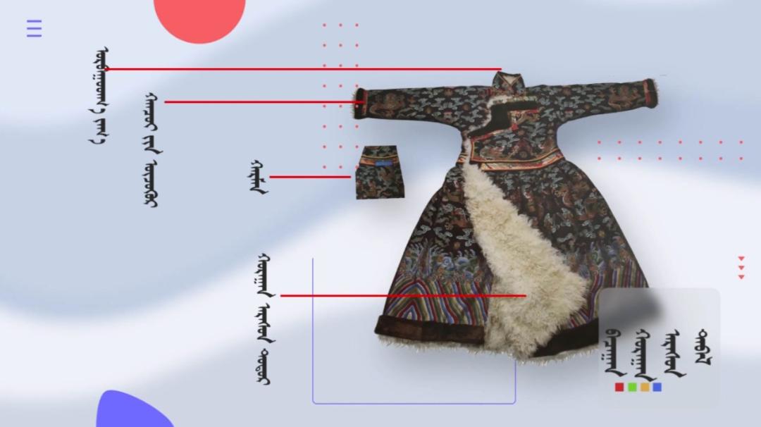 话说蒙古族民俗:布里亚特服饰 第12张