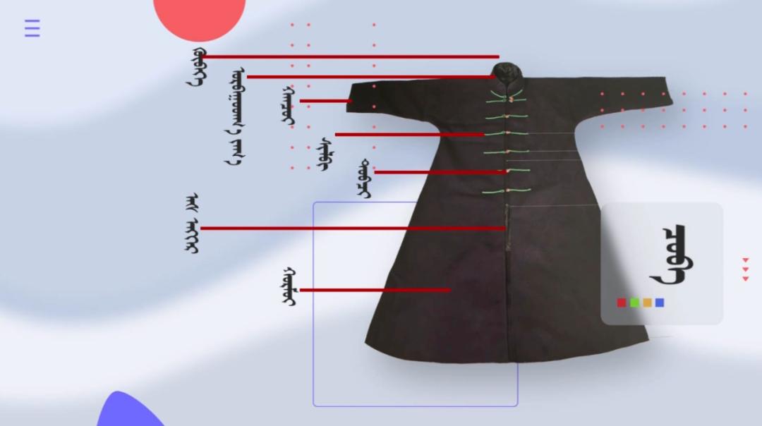 话说蒙古族民俗:布里亚特服饰 第16张