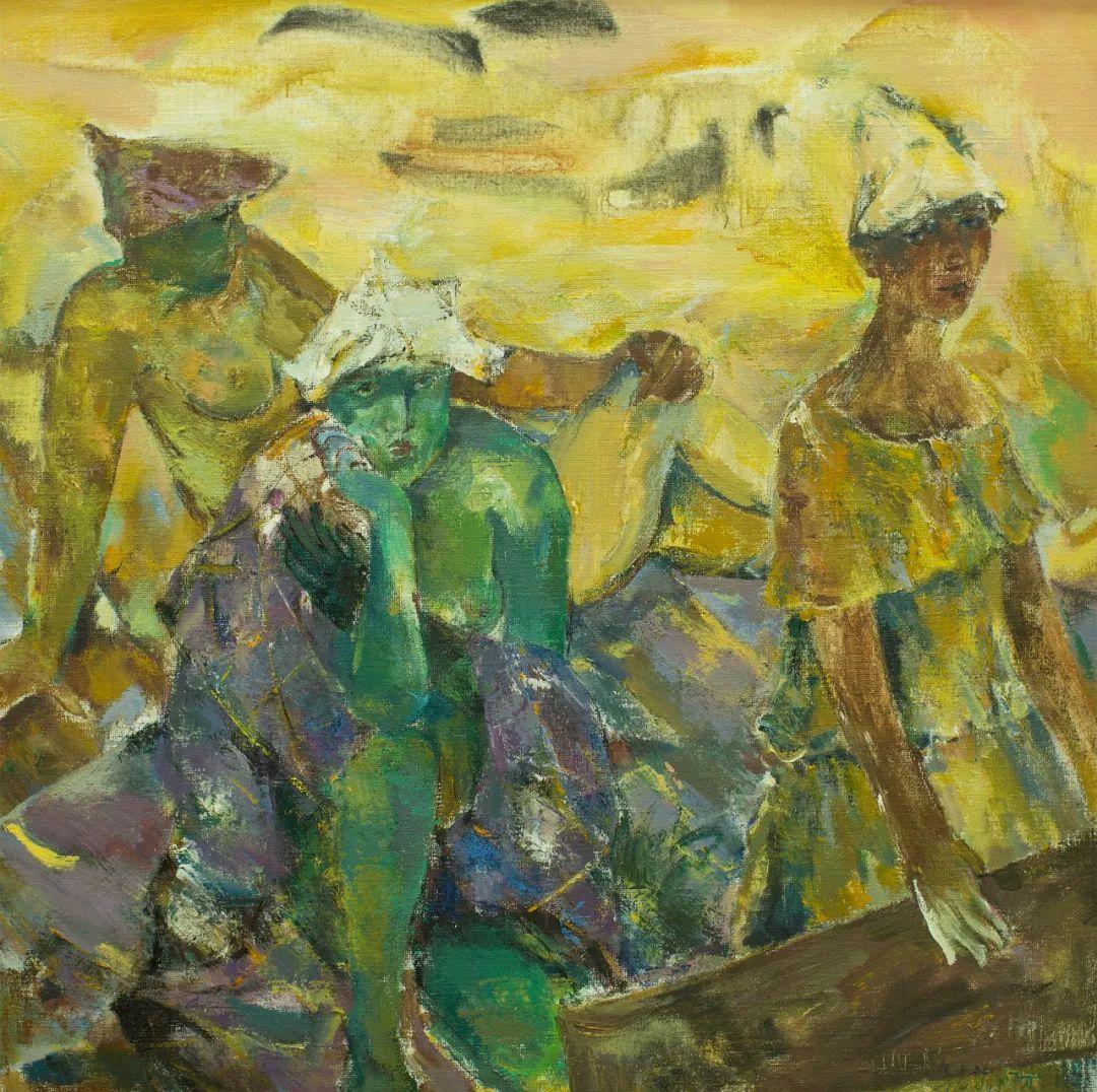内蒙古当代美术家系列--乌吉斯古楞 第10张