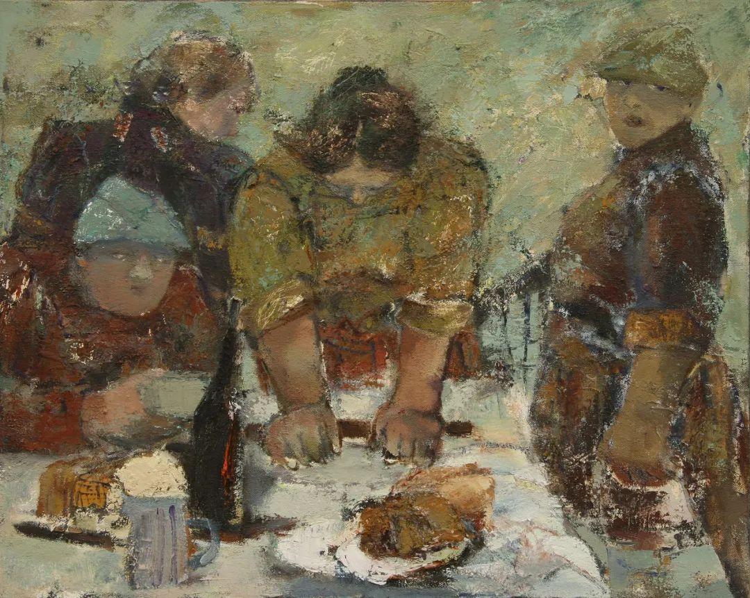 内蒙古当代美术家系列--乌吉斯古楞 第16张