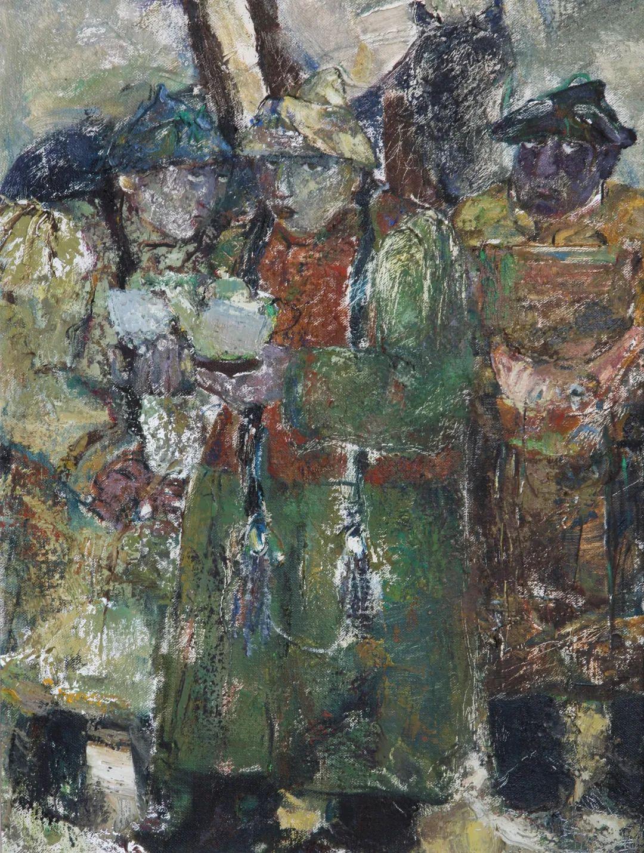 内蒙古当代美术家系列--乌吉斯古楞 第15张