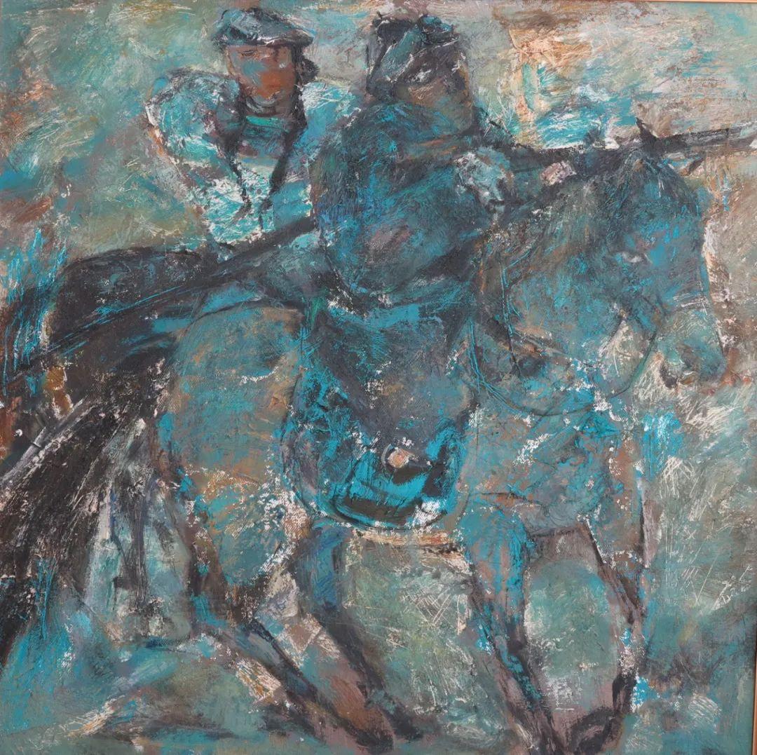 内蒙古当代美术家系列--乌吉斯古楞 第18张