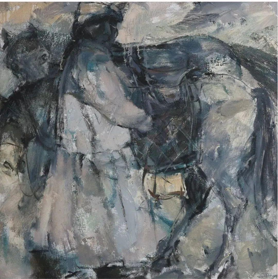 内蒙古当代美术家系列--乌吉斯古楞 第20张
