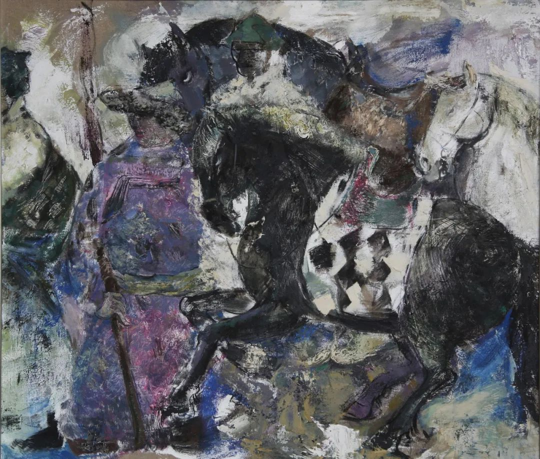 内蒙古当代美术家系列--乌吉斯古楞 第22张
