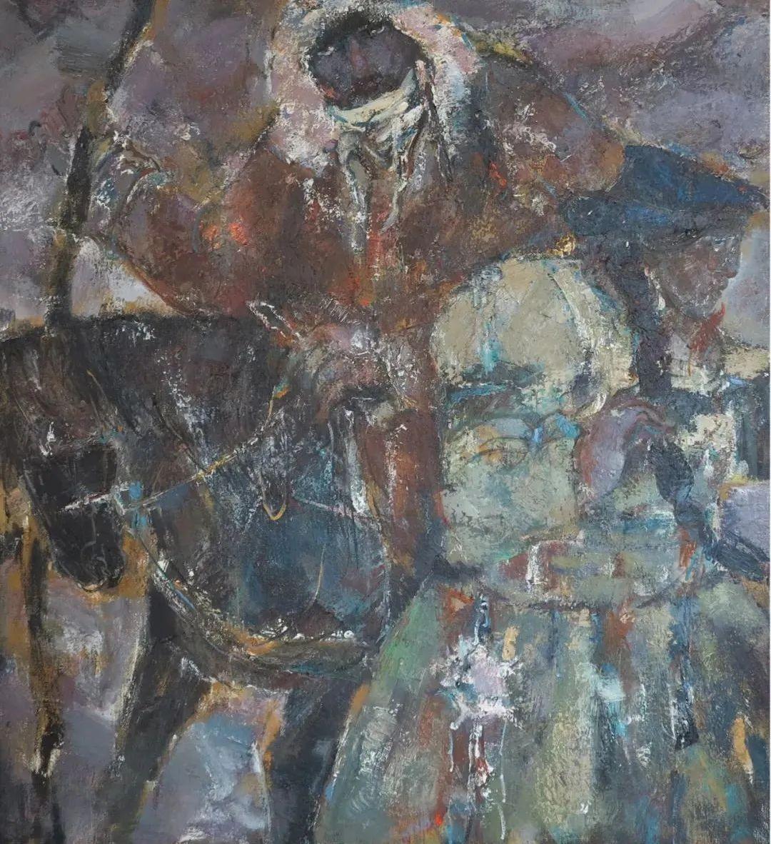 内蒙古当代美术家系列--乌吉斯古楞 第25张
