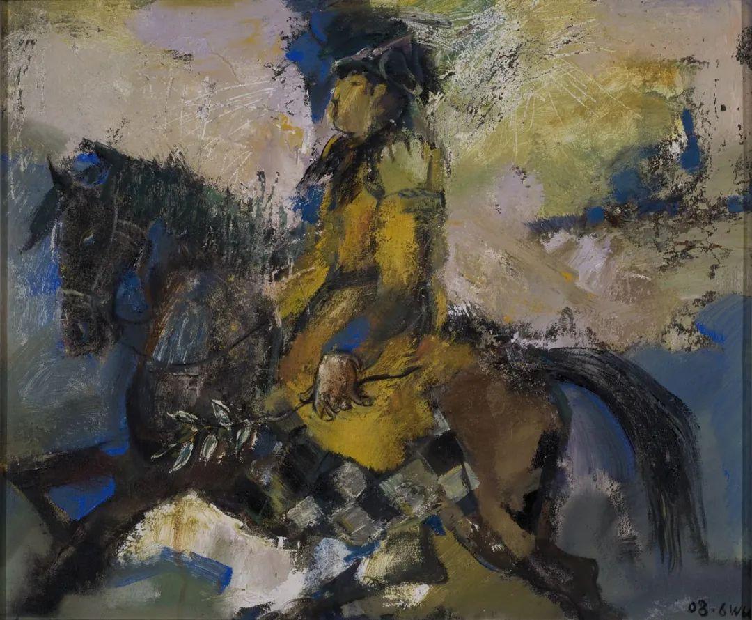内蒙古当代美术家系列--乌吉斯古楞 第29张