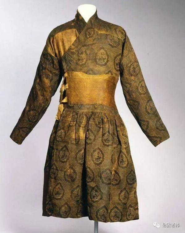 蒙古往事:伊尔汗国的蒙古袍 第9张 蒙古往事:伊尔汗国的蒙古袍 蒙古文化