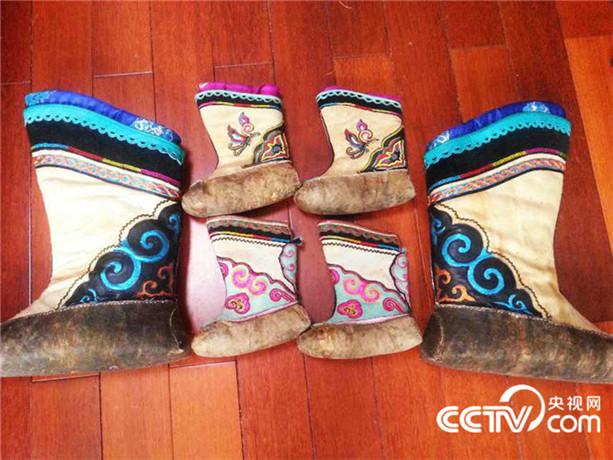 【传统文化】巴尔虎靴子(蒙古文) 第13张 【传统文化】巴尔虎靴子(蒙古文) 蒙古文化