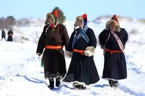 【呼伦贝尔】列巴与布里亚特 第3张 【呼伦贝尔】列巴与布里亚特 蒙古文化