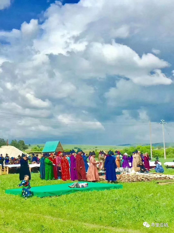 布里亚特传统婚礼的魅力 第5张 布里亚特传统婚礼的魅力 蒙古文化