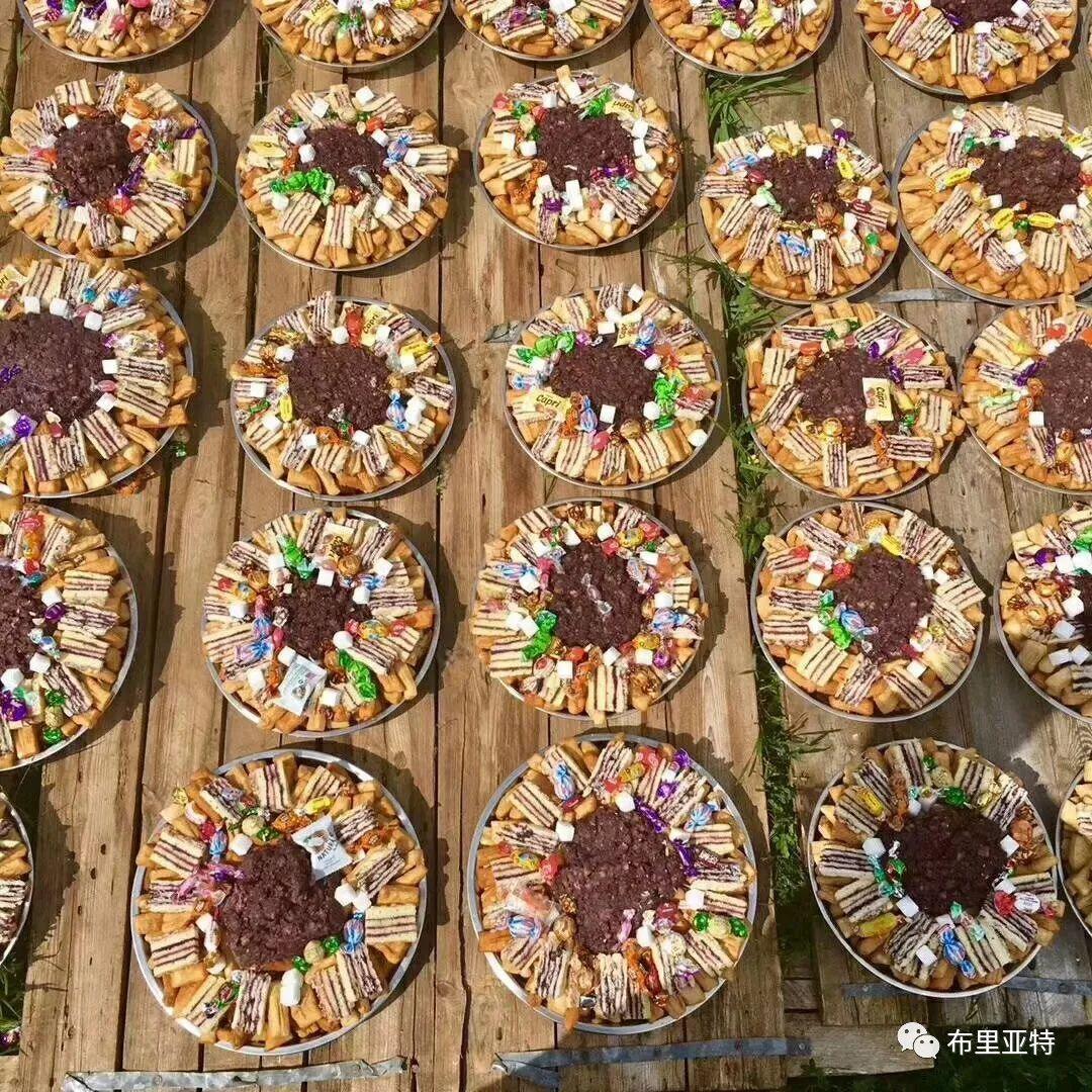 布里亚特传统婚礼的魅力 第8张 布里亚特传统婚礼的魅力 蒙古文化