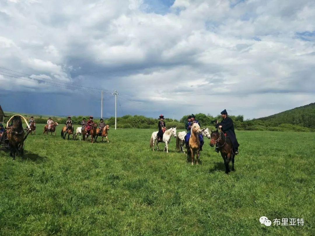 布里亚特传统婚礼的魅力 第12张 布里亚特传统婚礼的魅力 蒙古文化