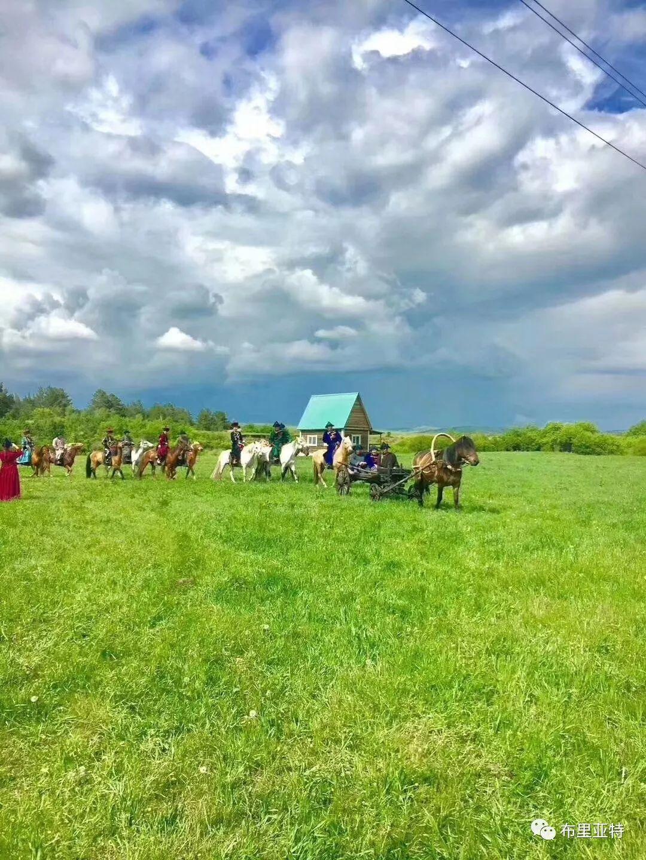 布里亚特传统婚礼的魅力 第13张 布里亚特传统婚礼的魅力 蒙古文化