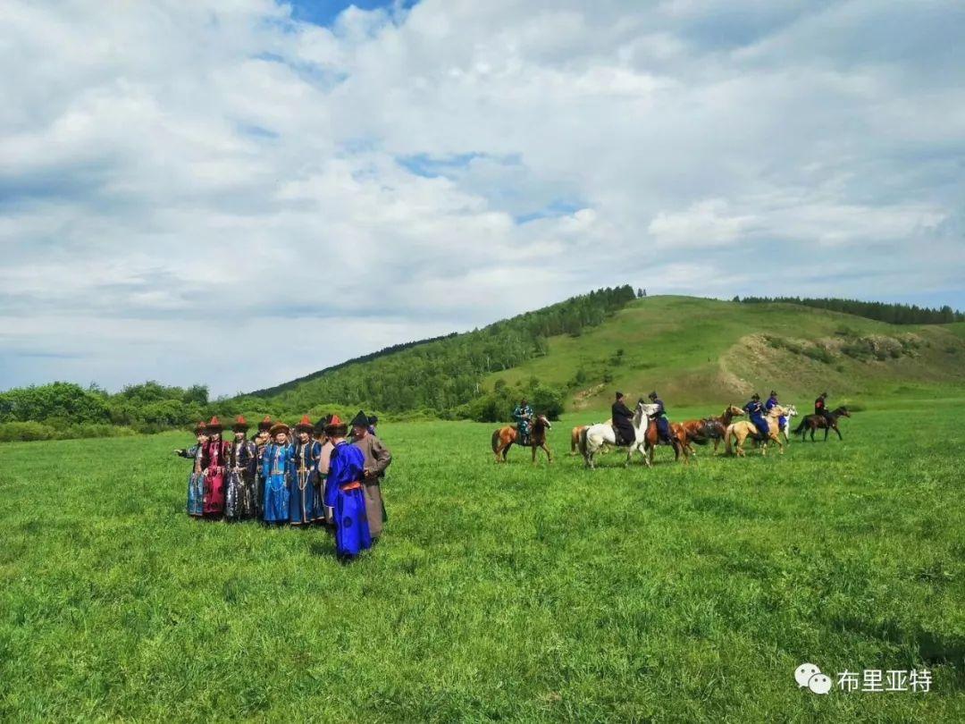 布里亚特传统婚礼的魅力 第16张 布里亚特传统婚礼的魅力 蒙古文化