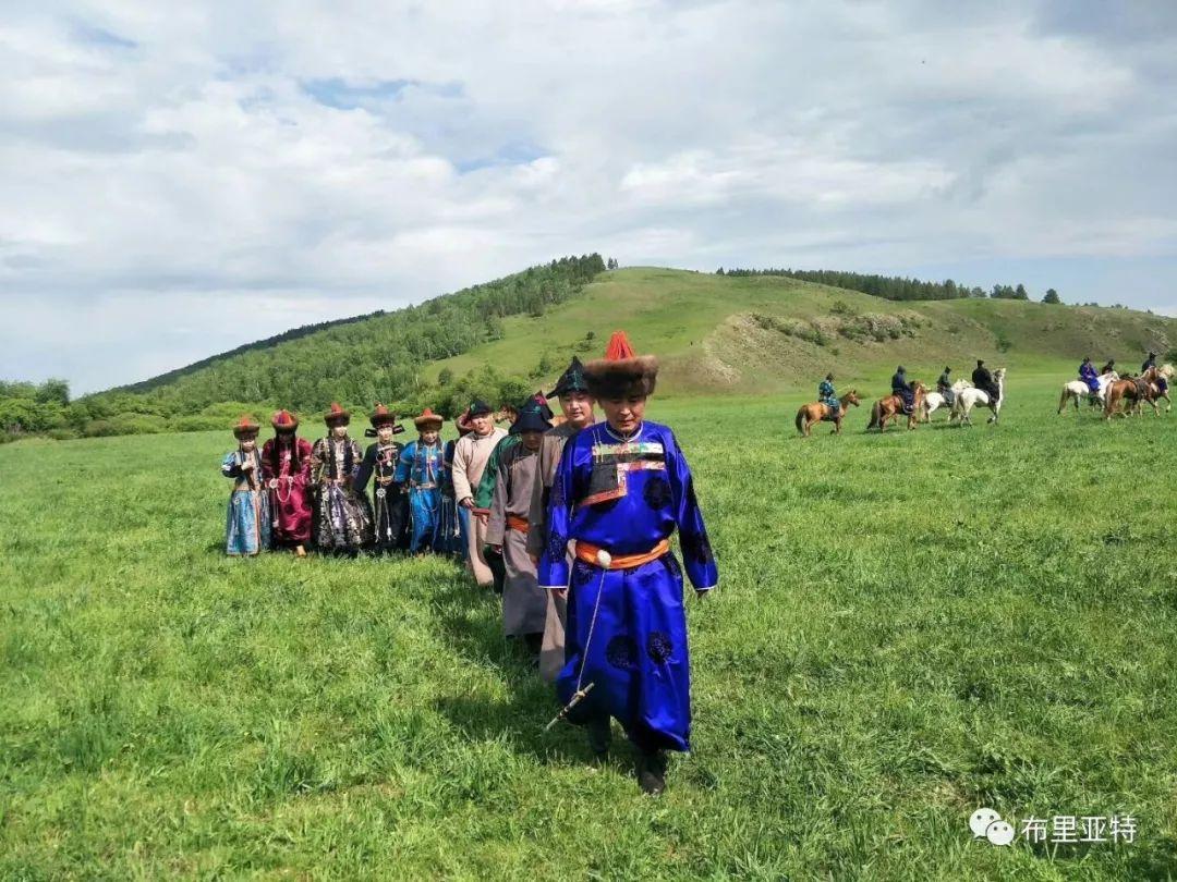 布里亚特传统婚礼的魅力 第17张 布里亚特传统婚礼的魅力 蒙古文化
