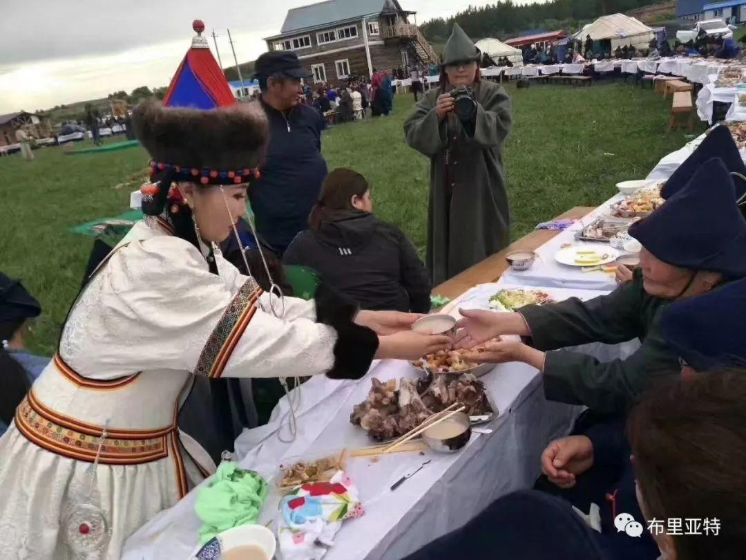 布里亚特传统婚礼的魅力 第20张 布里亚特传统婚礼的魅力 蒙古文化