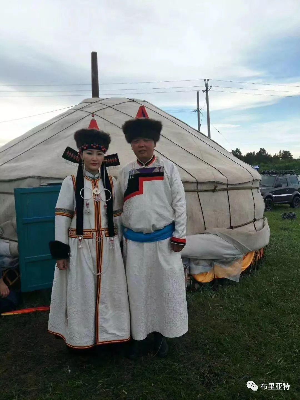 布里亚特传统婚礼的魅力 第21张 布里亚特传统婚礼的魅力 蒙古文化