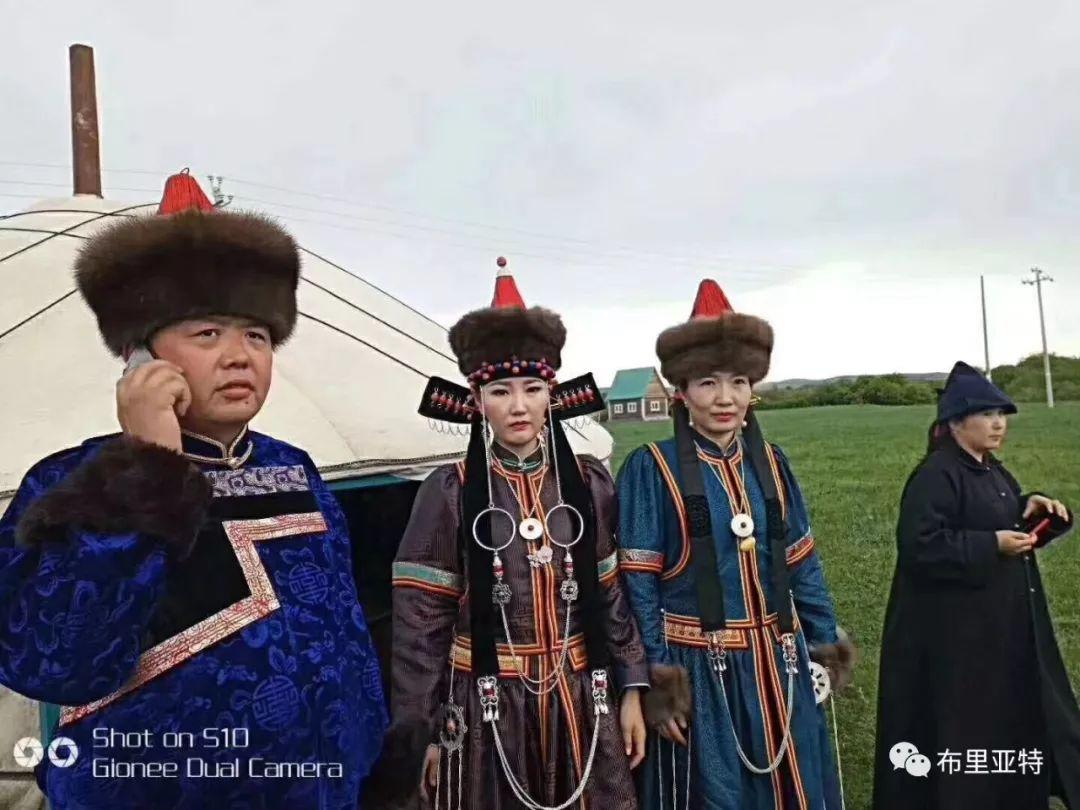 布里亚特传统婚礼的魅力 第22张 布里亚特传统婚礼的魅力 蒙古文化