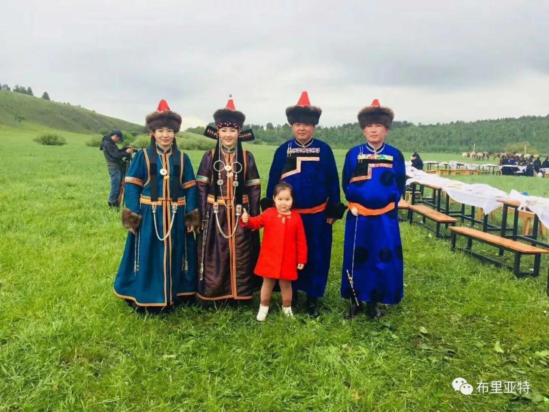 布里亚特传统婚礼的魅力 第23张 布里亚特传统婚礼的魅力 蒙古文化