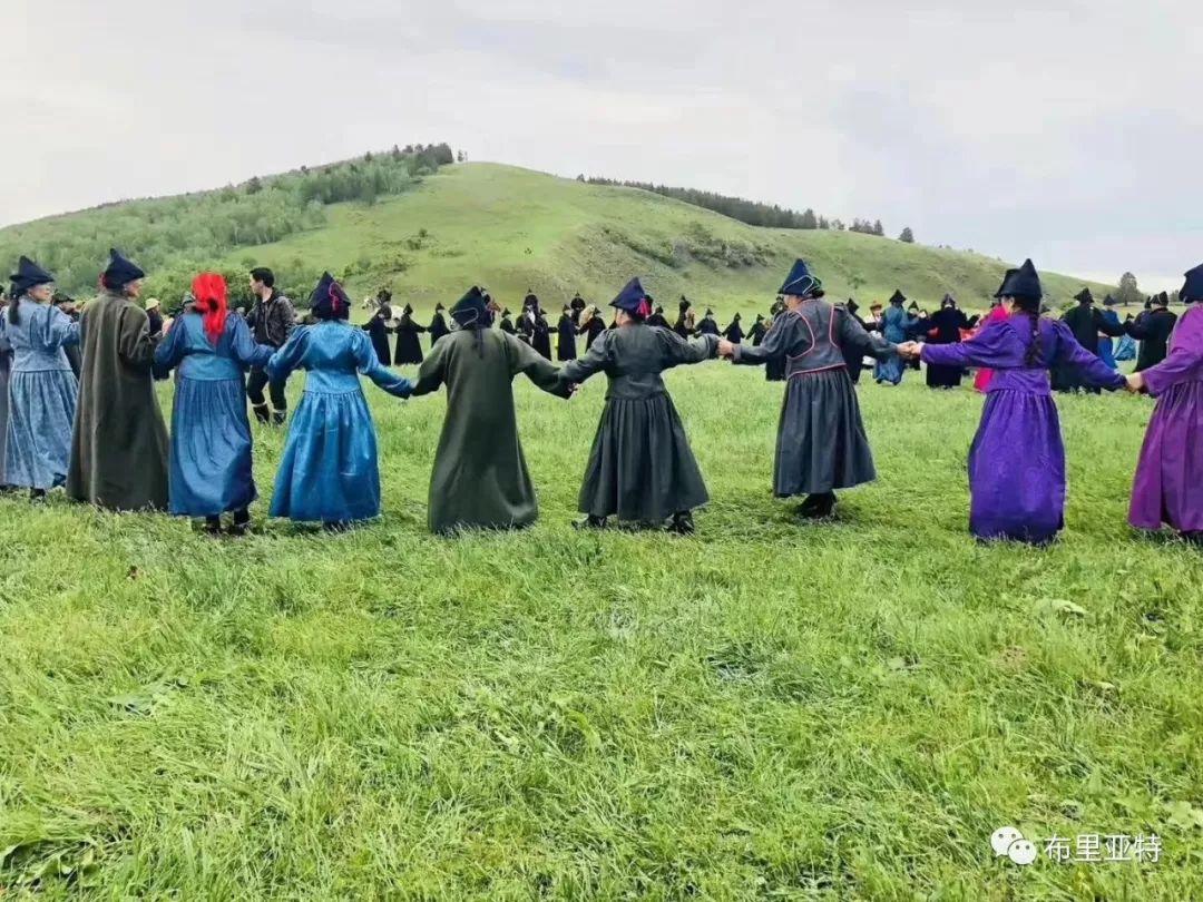 布里亚特传统婚礼的魅力 第27张 布里亚特传统婚礼的魅力 蒙古文化