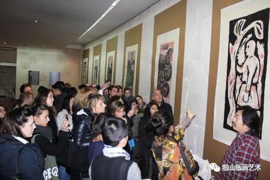 扎鲁特版画概略 第24张 扎鲁特版画概略 蒙古画廊