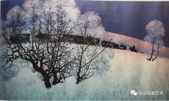 扎鲁特版画概略 第81张 扎鲁特版画概略 蒙古画廊