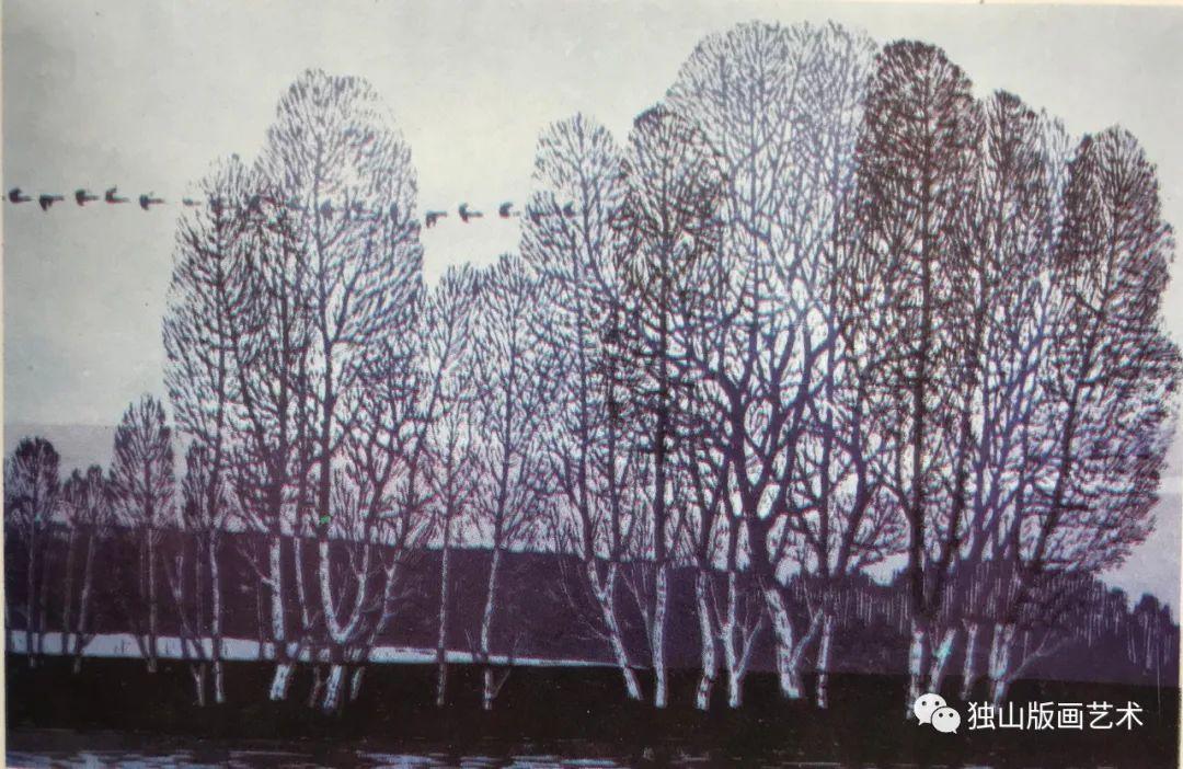 扎鲁特版画概略 第80张 扎鲁特版画概略 蒙古画廊