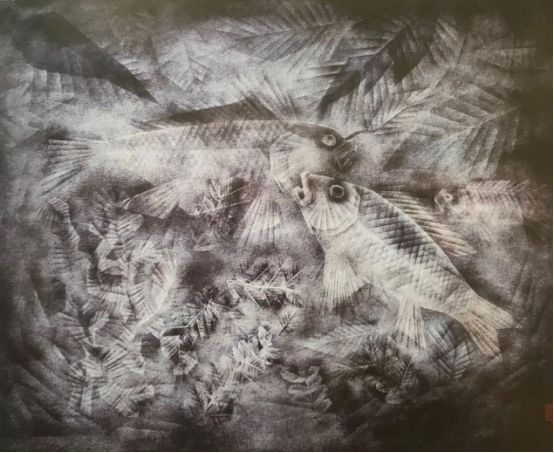 扎鲁特版画概略 第88张 扎鲁特版画概略 蒙古画廊