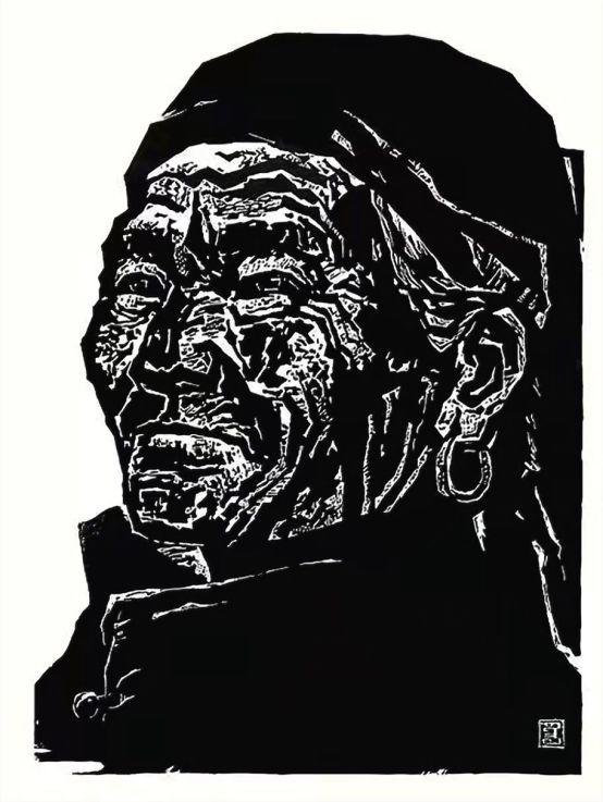 扎鲁特版画概略 第120张 扎鲁特版画概略 蒙古画廊