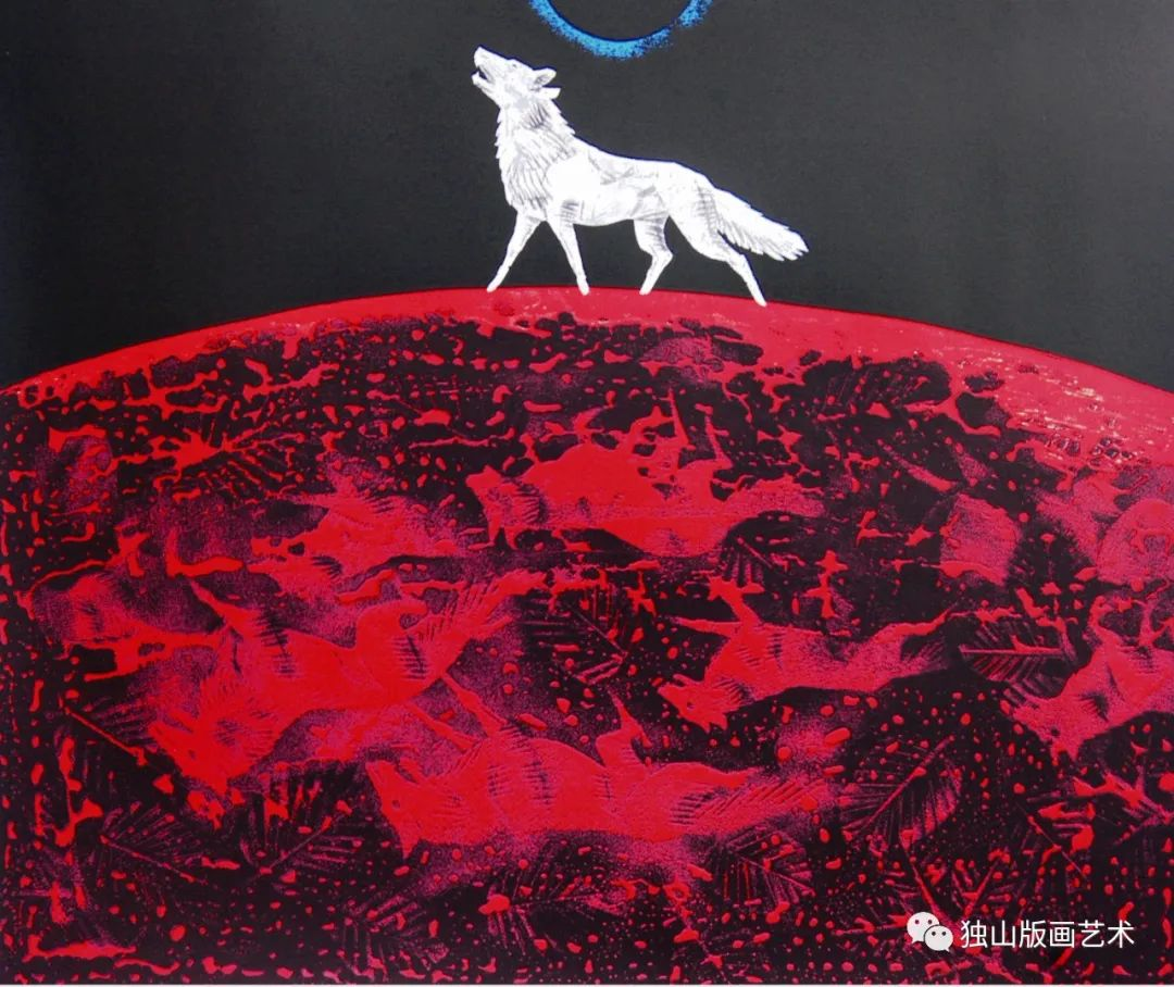 扎鲁特版画概略 第124张 扎鲁特版画概略 蒙古画廊