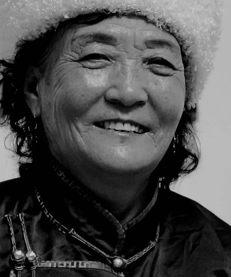 【ANU美图】摄影师吉雅:传统蒙古族牧民黑白纪实作品欣赏 第7张 【ANU美图】摄影师吉雅:传统蒙古族牧民黑白纪实作品欣赏 蒙古文化
